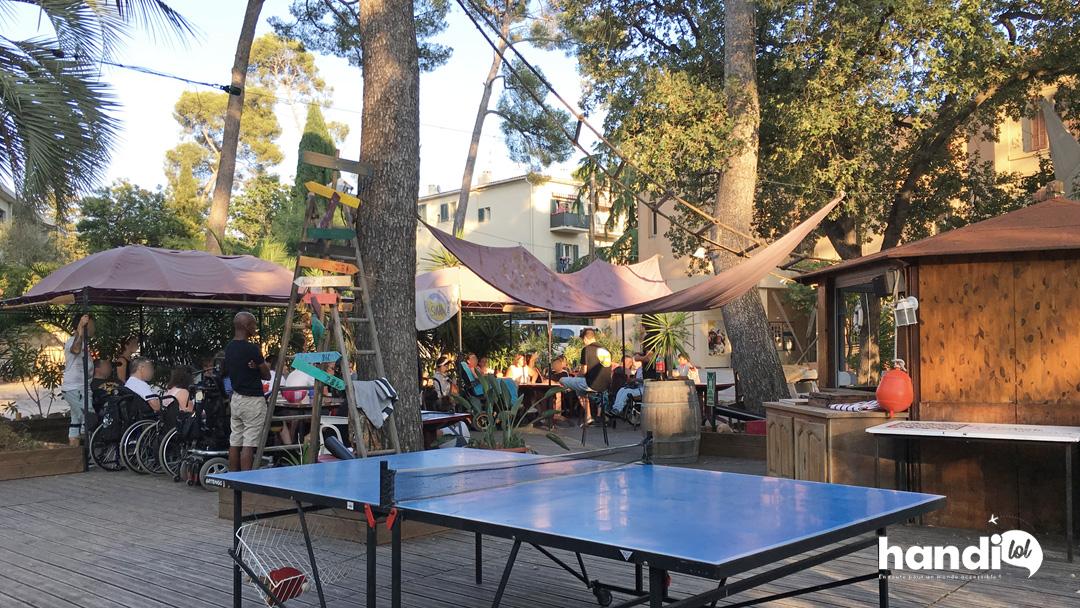 Séjour adapté PMR à la mer : notre avis sur le centre de vacances Anaé de Hyères
